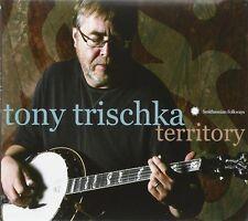 Territory [Slimline] by Tony Trischka (CD, Mar-2008, Smithsonian Folkways)
