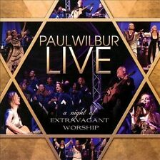 Live: A Night of Extravagant Worship by Paul Wilbur (CD)