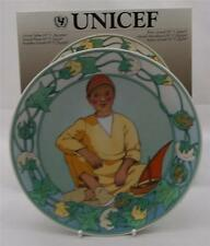 Villeroy & and Boch CHILDREN OF THE WORLD UNICEF No11 Egypt plate NEW BOXED