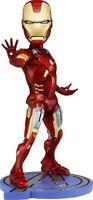 NECA Marvel Comics Avengers IRON MAN Headknocker BobbleHead Wacky Wobbler Head