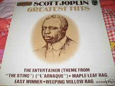 LP PHILIPS SCOTT JOPLIN GREATEST HITS