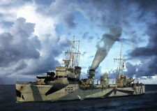 HMS HAVELOCK -  LIMITED EDITION ART (25)