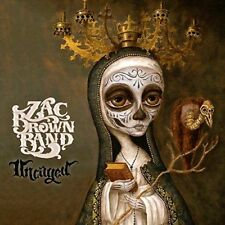 ZAC BROWN BAND - UNCAGED; NEW SEALED Vinyl LP Record 2012