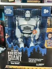 Free Shipping New Large Iron Giant figure Walmart exclusive lights/sound
