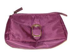 Avon Mark Womens Ladies hand bag make up travel bag eggplant Nwot;