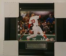 Michael Chavis Boston Red Sox 1st MLB Home Run Matted Framed 11x14 Picture