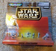 Imperial Stormtroopers Mirco Machines Star Wars Action Figures FACTORY SEALED IN