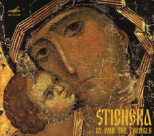 Ivan the Terrible : Stichera By Ivan the Terrible CD (2011) ***NEW***