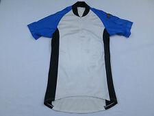 VINTAGE UOMO Seca bianco bici da corsa maglia misura piccola 2 Blue nero mtb