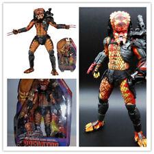 "USA 7"" NECA PREDATOR Movie Hunter Alien 12 VIPER PREDATOR Action Figure Doll"