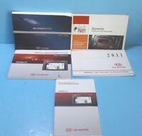 11 2011 Kia Sorento owners manual with Navigation