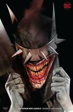 Batman Who Laughs # 2B Jock Cover Variant Nm or Better Dc Comics