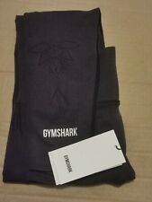Gymshark Studio Leggings Size Small Washed Black/Navy #19