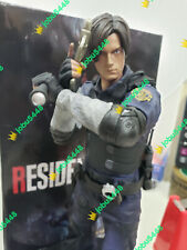 "HOT !! Resident Evil 2 Leon Scott Kennedy 1/6 Scale PVC 12"" Figure Statue NoBox"