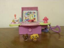 Littlest Pet Shop Teeniest Tiniest Puppy Playset Compact  used