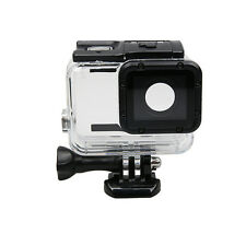 Side-open transparent Skeleton Protective Housing case for Gopro hero 6 5 Black