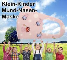 """Klein-Kinder Kids 3D Mundschutz Schutzmaske Atemschutz Waschbar """"Schweinchen"""""""