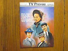 1983 Chicago TV Prevue(EILEEN ATKINS/MELISSA SUE ANDERSON/TOM BELL/KARL JOHNSON)