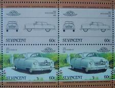 1950 NASH RAMBLER Car 50-Stamp Sheet / Auto 100 Leaders of the World