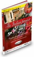 El Italiano Project student's BOOK + WORKBOOK + DVD + CD-Audio 2a 9788898433025