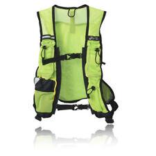 Abbiglimento sportivo da uomo giacche e gilet traspirante verde