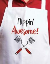 New listing Relatively Funny Apron, Flipping Awesome!
