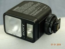 Genuine Sony Camcorder Video Light HVL-FDH2 Made in Japan