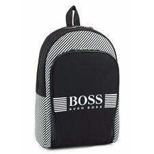 HUGO BOSS PIXEL OS GOLF RUCKSACK BLACK BACKPACK NEU TASCHE BAG SCHWARZ