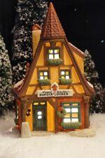 Dept 56 Alpine Village ~ Kukuck Uhren ~ Mint In Box 56189