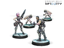 Infinity ALEPH Dactyls, Steel Phalanx Support Pack NIB