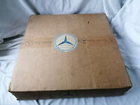 Mercedes Lenkrad Steering Wheel W128 W189 W113 Pagode Ponton Schwarz black neu