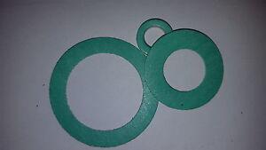 Fibre Washers / Gasket 1mm thk, upto 40mm diameter Klingersil (4 per pack)