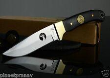 ELK Ridge ER-010 High Quality Fixed Blade Knife w/ Black Sheath 8.5-Inch Overall