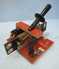 Pringle 800 Amp 600v Knife Switch Dc Hz S3150 S 3150 800a Disconnect Manual