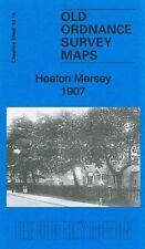 Map Of Heaton Mersey 1907