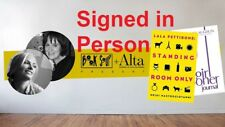 SIGNED Lala Pettibone Standing Room Only by Heidi Mastrogiovanni, autographed