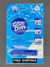 GLUE DOTS 36 REMOVABLE ADHESIVES FOR HOME / SCHOOL / OFFICE / FREE SHIPPING