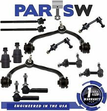 12Pc Suspension Kit for Expedition and Navigator Tie Rod Ends Sway Bar End Links