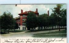 ANN ARBOR, MI   New Mechanical Building  UNIVERSITY OF MICHIGAN  1906  Postcard