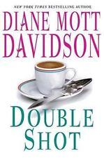 Goldy Schulz Culinary Mysteries Ser.: Double Shot No. 12 by Diane Mott Davidson