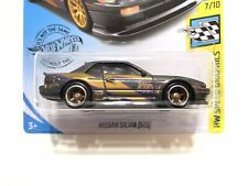 2020 Hot Wheels Nissan Silvia (S13) HW Speed Graphics Real Riders SUPER CUSTOM