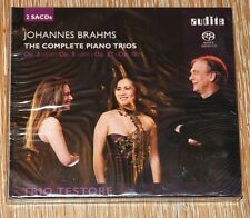 JOHANNES BRAHMS: THE COMPLETE PIANO TRIOS (2 SACDs)