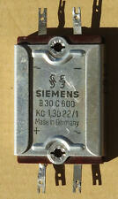 Vintage Siemens Selenium Bridge Rectifier B30C600 for FISHER 500C Tube & others