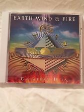 Earth, Wind & Fire - Greatest Hits (CD) • NEW • UNOPENED