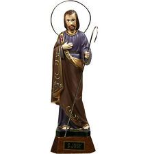 Saint Joseph Religious Statue Figurine #1067 7.25 Inches Tall Made in Portugal