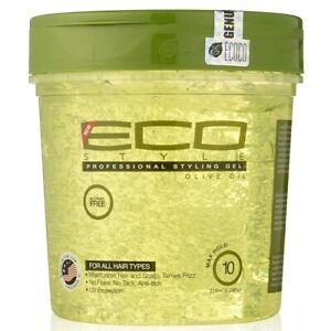 Ecostyler Olive Oil Styling Gel, 24 oz / 710 ml