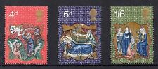 Seasonal, Christmas Pre-Decimal Great Britain Stamps