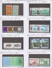 A7118: Ireland Mint Sets Stamp Lot, NH; CV