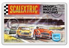 SCALEXTRIC MODEL MOTOR RACING BOX ARTWORK NEW JUMBO FRIDGE MAGNET
