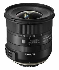 Tamron 10-24mm F/3.5-4.5 Di II VC HLD Lens for Nikon B023N - Open Box Demo